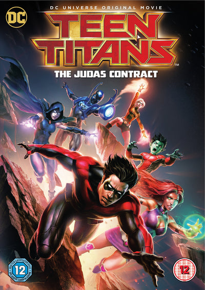 Teen Titans: The Judas Contract - Sam Liu