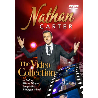 Nathan Carter: The Video Collection - Nathan Carter [DVD]
