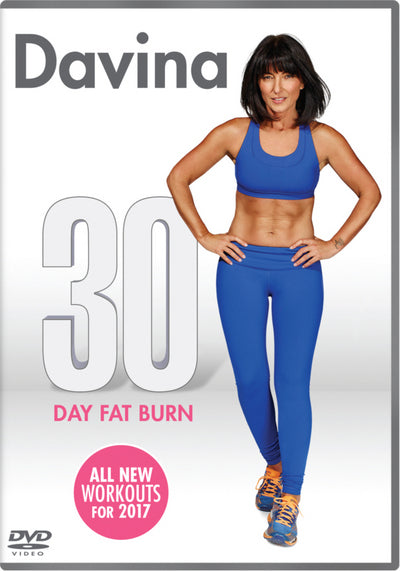 Davina: 30 Day Fat Burn - Davina McCall [DVD]