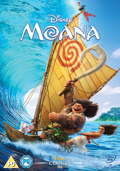 Moana - Ron Clements [DVD]