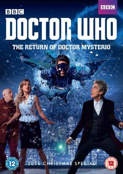 Doctor Who: The Return of Doctor Mysterio - Steven Moffat [DVD]