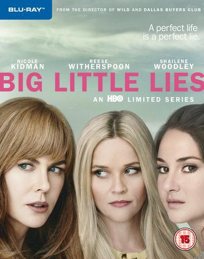 Big Little Lies - David E. Kelley [BLU-RAY]