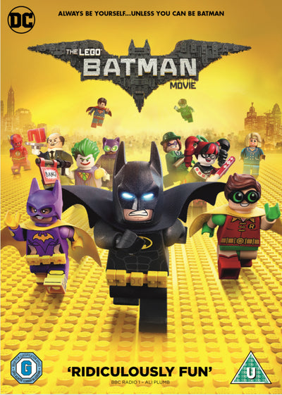 The LEGO Batman Movie - Chris McKay [DVD]