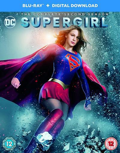 Supergirl: The Complete Second Season - Greg Berlanti