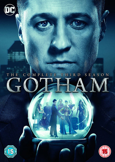 Gotham: The Complete Third Season - Bruno Heller