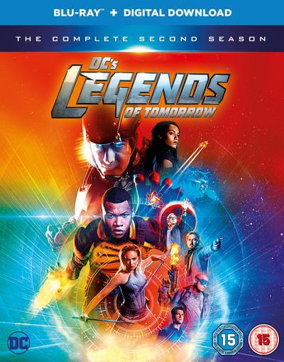 DC's Legends of Tomorrow: The Complete Second Season - Greg Berlanti