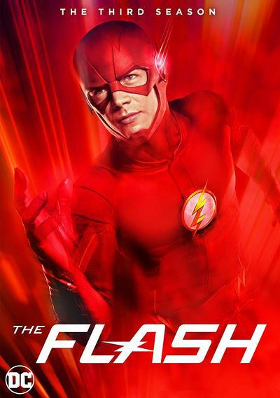 The Flash: The Third Season - Greg Berlanti [BLU-RAY]