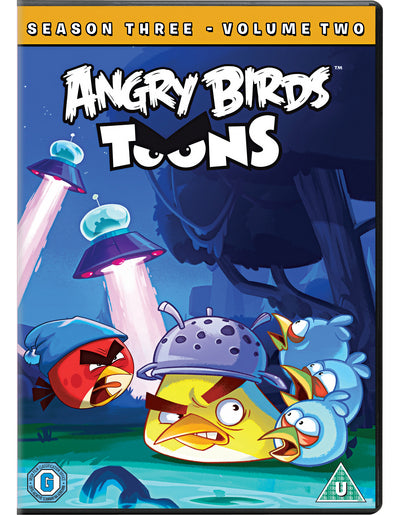 Angry Birds Toons: Season Three - Volume Two - Eric Guaglione [DVD]
