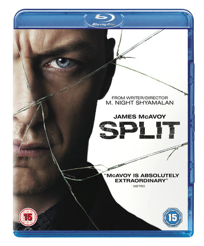 Split - M. Night Shyamalan [BLU-RAY]