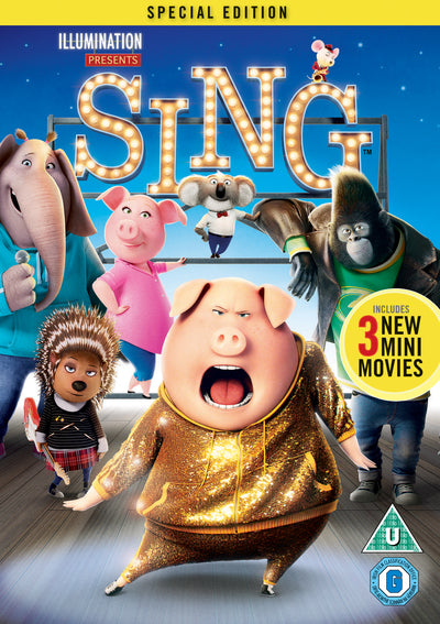 Sing - Garth Jennings [DVD]