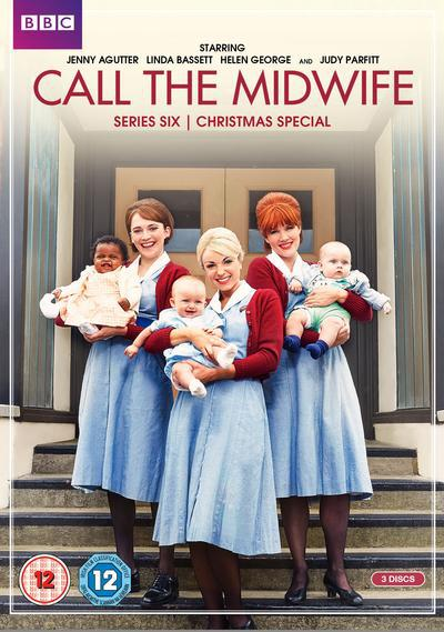 Call the Midwife: Series 6 - Heidi Thomas [DVD]