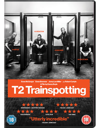 T2 Trainspotting - Danny Boyle [DVD]
