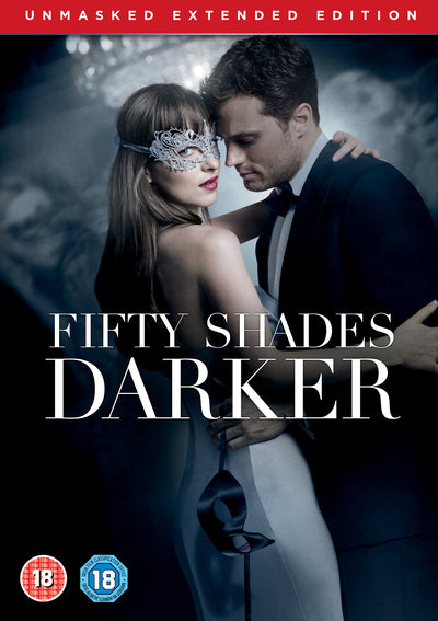 Fifty Shades Darker - The Unmasked Extended Edition - James Foley