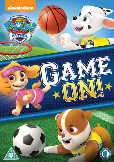 Paw Patrol: Game On! - Keith Chapman [DVD]