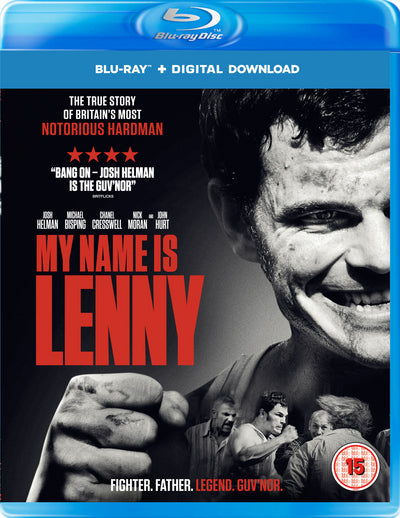 My Name Is Lenny - Ron Scalpello [BLU-RAY]