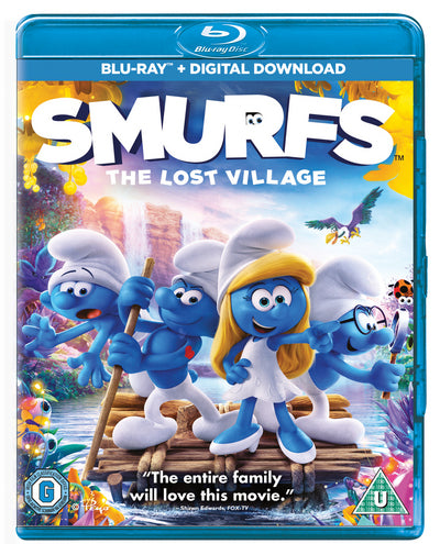 Smurfs - The Lost Village - Kelly Asbury