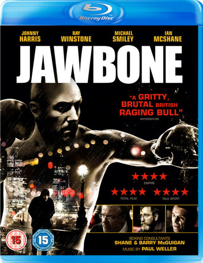 Jawbone - Thomas Q. Napper [BLU-RAY]