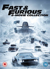 Fast & Furious: 8-movie Collection - Rob Cohen