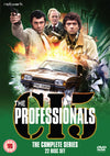 The Professionals: The Complete Series - Brian Clemens [DVD]