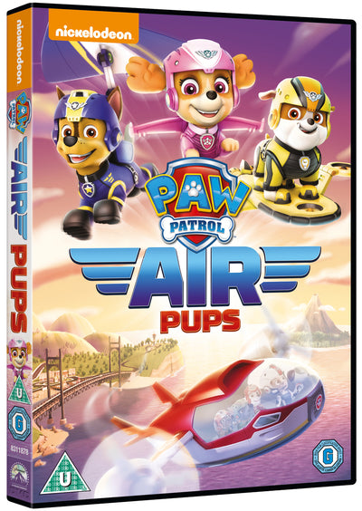 Paw Patrol: Air Pups - Keith Chapman [DVD]