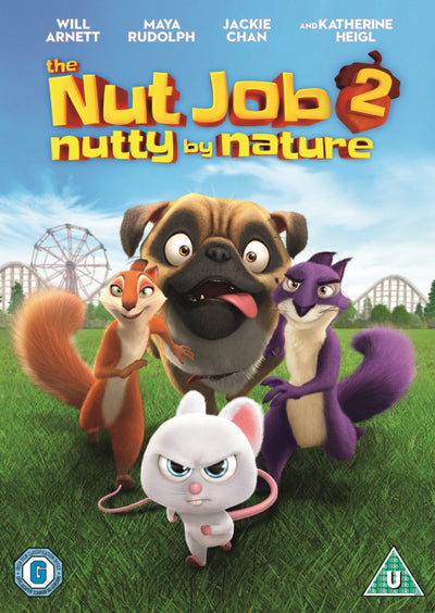 The Nut Job 2 - Nutty By Nature - Cal Brunker
