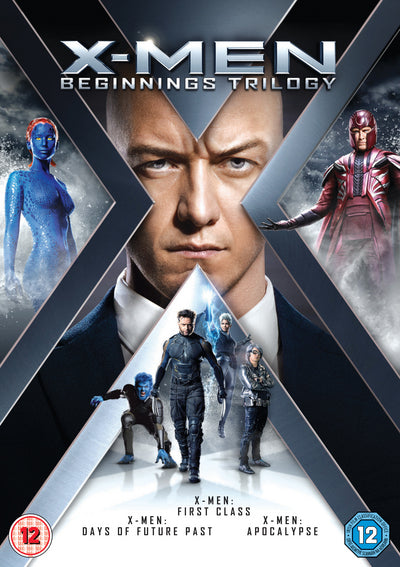 X-men: Beginnings Trilogy - Matthew Vaughn [DVD]