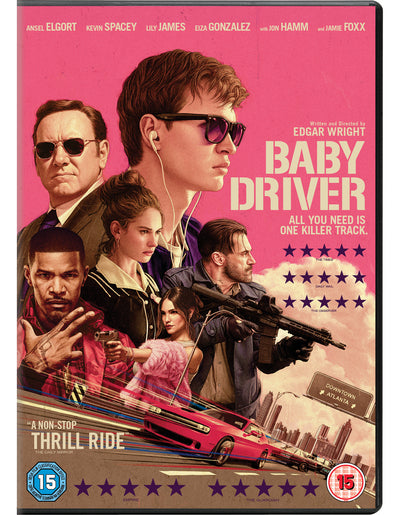 Baby Driver - Edgar Wright [DVD]
