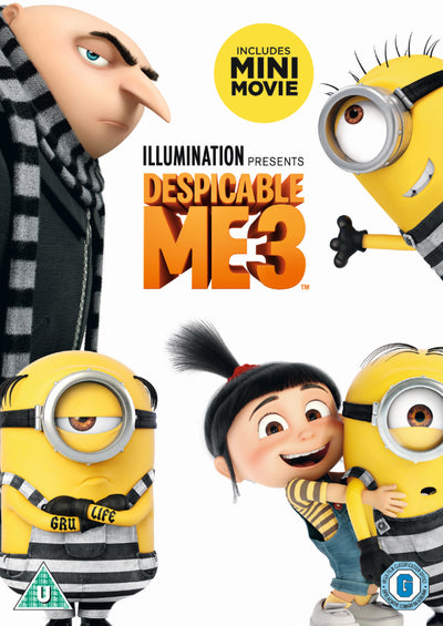 Despicable Me 3 - Kyle Balda