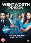 Wentworth Prison: Season One to Five - Jo Porter [DVD]