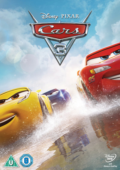 Cars 3 - Brian Fee [DVD]
