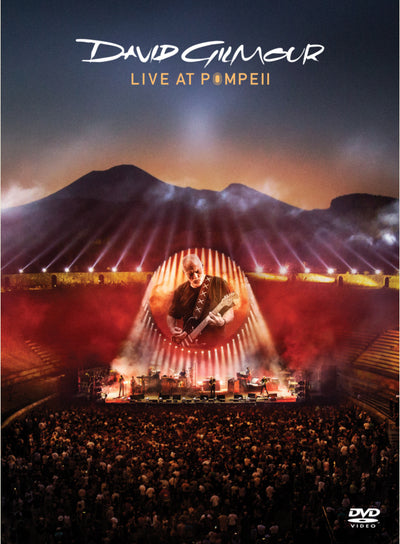 David Gilmour: Live at Pompeii 2017 - David Gilmour [DVD]
