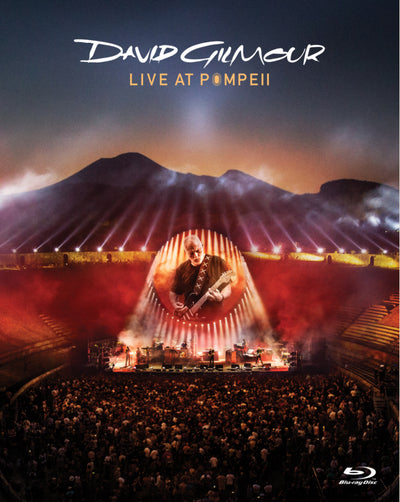 David Gilmour: Live at Pompeii 2017 - David Gilmour [BLU-RAY]