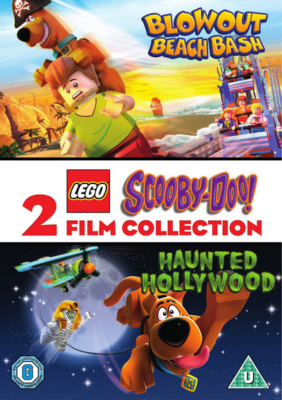LEGO Scooby-Doo: 2 Film Collection - Ethan Spaulding [DVD]