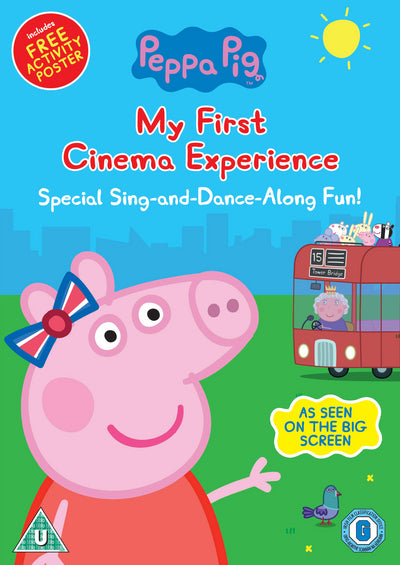 Peppa Pig: My First Cinema Experience - Mark Baker [DVD]