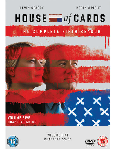 House of Cards: The Complete Fifth Season - Alex Barnow