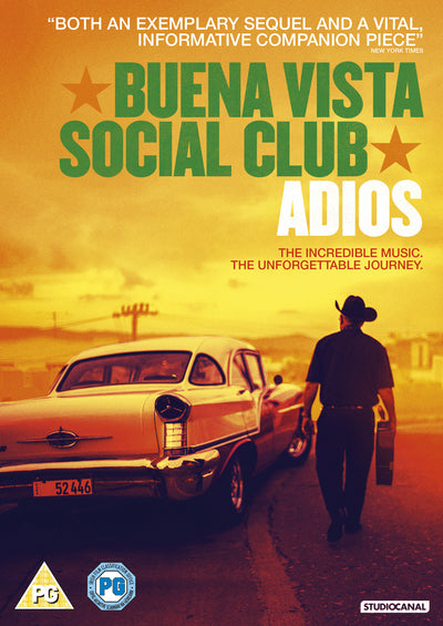 Buena Vista Social Club: Adios - Lucy Walker [DVD]