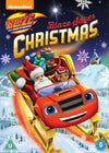 Blaze and the Monster Machines: Blaze Saves Christmas - Jeff Borkin [DVD]