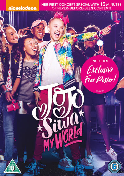 Jojo Siwa: My World - Damon Escudero [DVD]