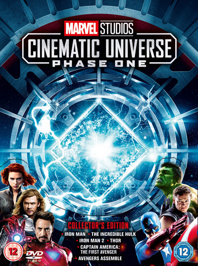 Marvel Studios Cinematic Universe: Phase One - Jon Favreau