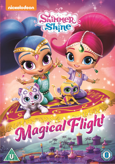 Shimmer and Shine: Magical Flight - Farnaz Esnaashari [DVD]