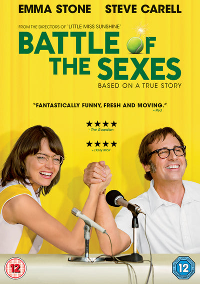 Battle of the Sexes - Jonathon Dayton [DVD]