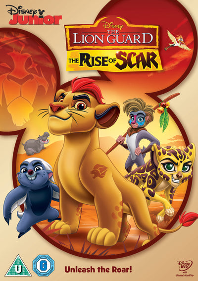 The Lion Guard - The Rise of Scar - Ford Riley [DVD]