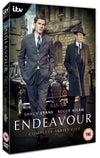 Endeavour: Complete Series Five - Michele Buck [DVD]