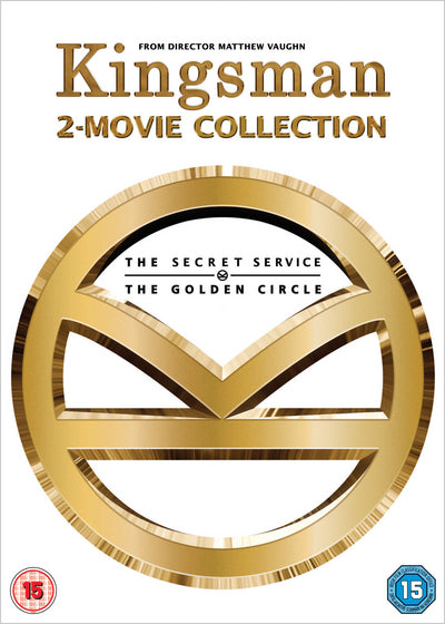Kingsman - 2-movie Collection - Matthew Vaughn [DVD]