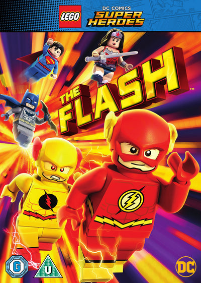 LEGO DC Superheroes: The Flash - Ethan Spaulding [DVD]