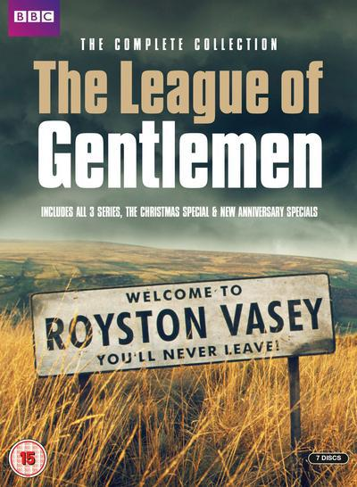 The League of Gentlemen: The Complete Collection - Jeremy Dyson [DVD]