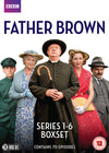 Father Brown: Series 1-6 - Rachel Flowerday [DVD]