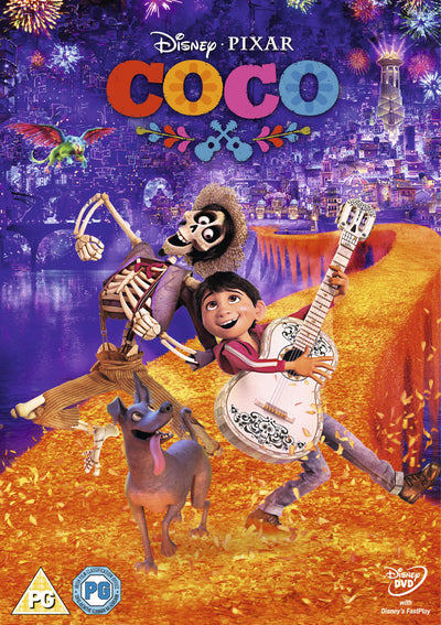 Coco - Lee Unkrich [DVD]