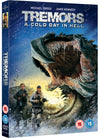 Tremors - A Cold Day in Hell - Don Michael Paul [DVD]