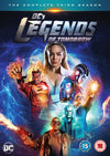 DC's Legends of Tomorrow: The Complete Third Season - Greg Berlanti